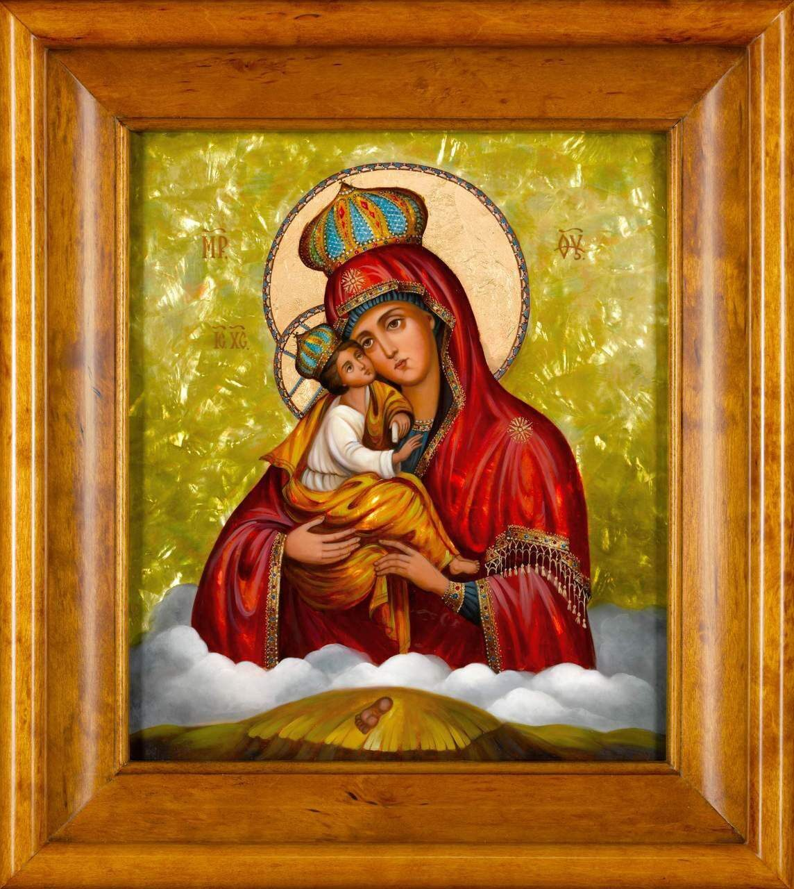 почаевская икона божьей матери значение: