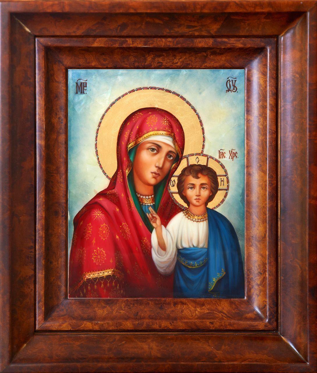 Икона «Казанская Божия Матерь »: bytenko.ru/shop?mode=folder&folder_id=1243000